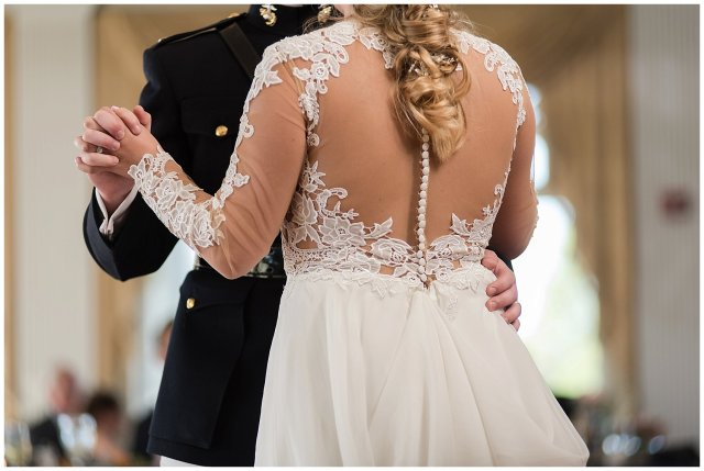 Marine Corps Military Wedding Two Rivers Country Club Williamsburg Virginia Wedding Photographers_6870
