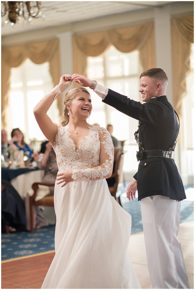 Marine Corps Military Wedding Two Rivers Country Club Williamsburg Virginia Wedding Photographers_6871