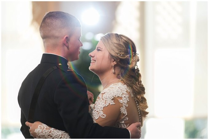Marine Corps Military Wedding Two Rivers Country Club Williamsburg Virginia Wedding Photographers_6872