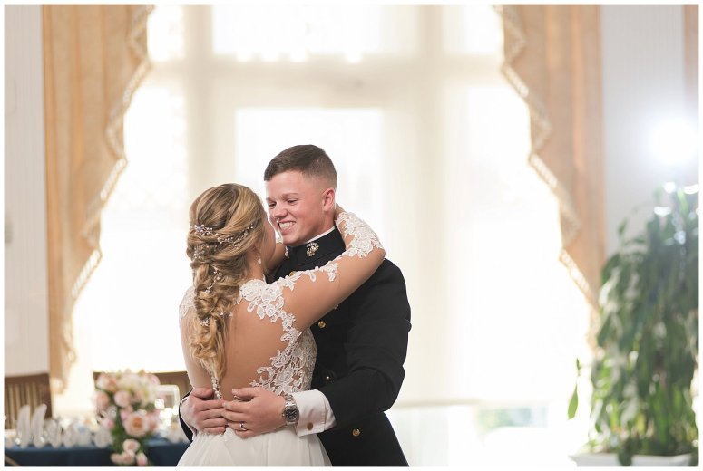 Marine Corps Military Wedding Two Rivers Country Club Williamsburg Virginia Wedding Photographers_6874