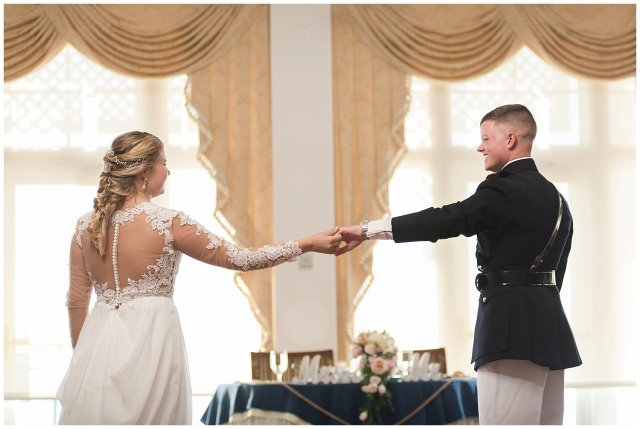 Marine Corps Military Wedding Two Rivers Country Club Williamsburg Virginia Wedding Photographers_6875