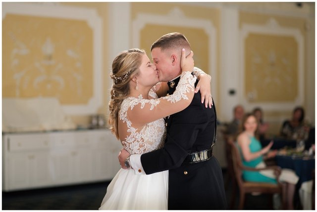 Marine Corps Military Wedding Two Rivers Country Club Williamsburg Virginia Wedding Photographers_6876