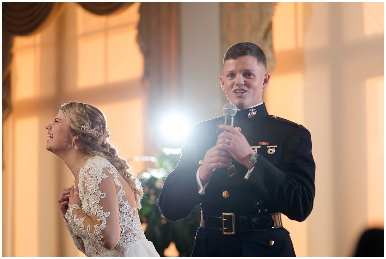 Marine Corps Military Wedding Two Rivers Country Club Williamsburg Virginia Wedding Photographers_6893