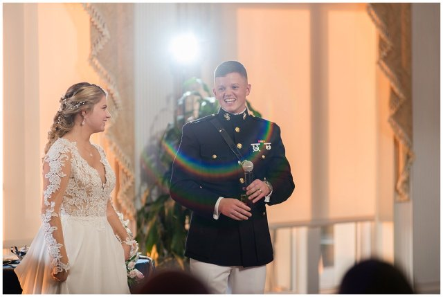 Marine Corps Military Wedding Two Rivers Country Club Williamsburg Virginia Wedding Photographers_6895