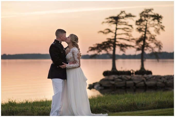 Marine Corps Military Wedding Two Rivers Country Club Williamsburg Virginia Wedding Photographers_6905