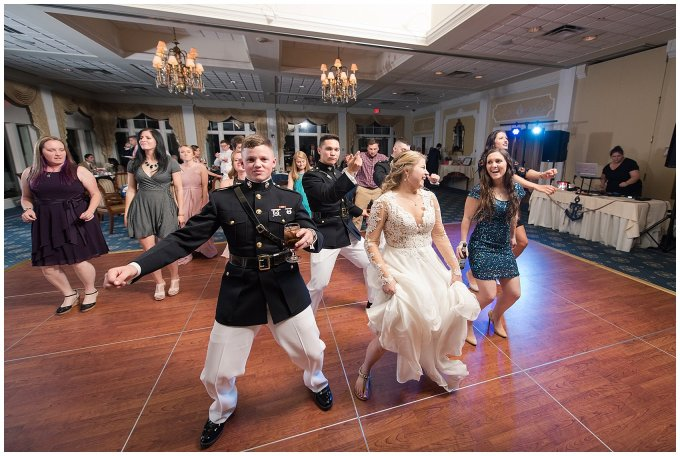 Marine Corps Military Wedding Two Rivers Country Club Williamsburg Virginia Wedding Photographers_6912