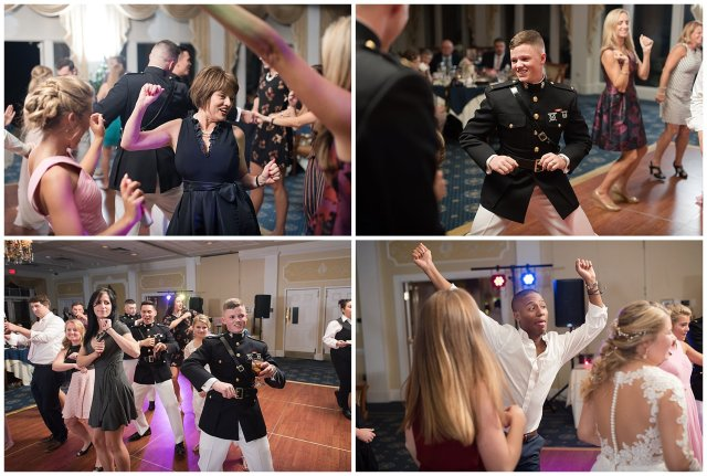 Marine Corps Military Wedding Two Rivers Country Club Williamsburg Virginia Wedding Photographers_6914