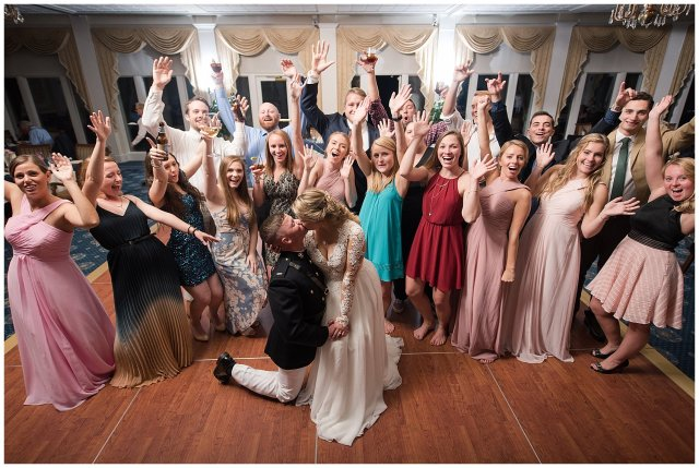 Marine Corps Military Wedding Two Rivers Country Club Williamsburg Virginia Wedding Photographers_6921