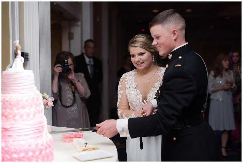 Marine Corps Military Wedding Two Rivers Country Club Williamsburg Virginia Wedding Photographers_6924