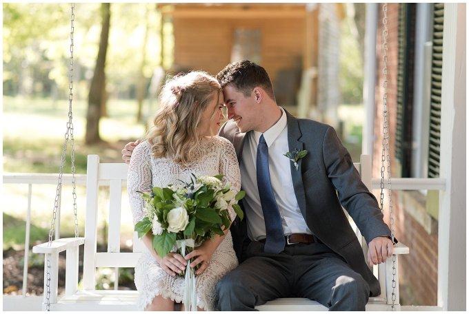 Powder Blue Outdoor September Wedding Springfield Distillery Virginia Wedding Photographers_6329