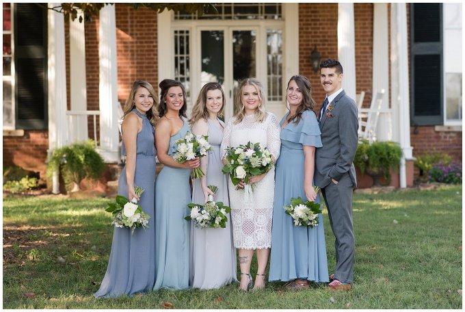 Powder Blue Outdoor September Wedding Springfield Distillery Virginia Wedding Photographers_6351