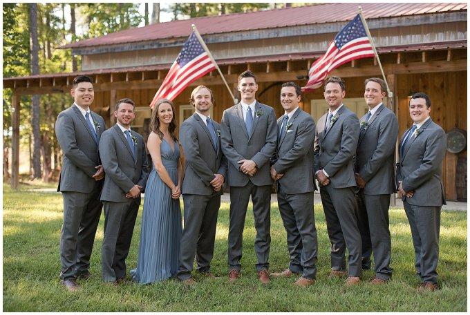 Powder Blue Outdoor September Wedding Springfield Distillery Virginia Wedding Photographers_6352
