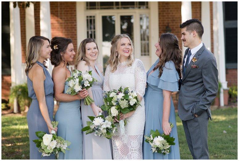 Powder Blue Outdoor September Wedding Springfield Distillery Virginia Wedding Photographers_6353