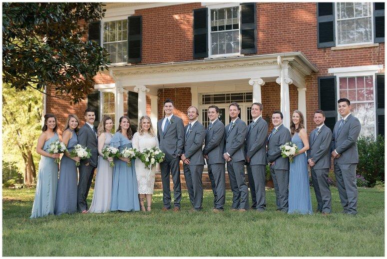 Powder Blue Outdoor September Wedding Springfield Distillery Virginia Wedding Photographers_6356