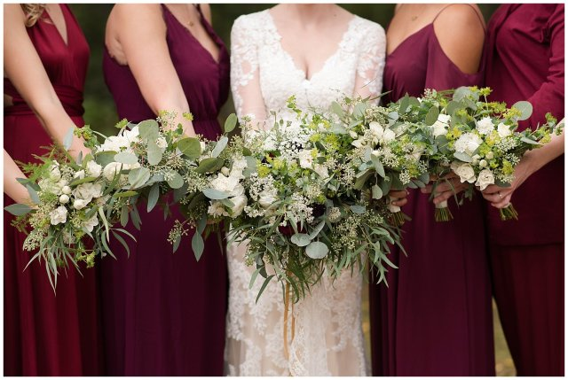 Red Wine Moss Green Fall Autumn Wedding Historic Jasmine Plantation Providence Forge Virginia Wedding Photographers_6509