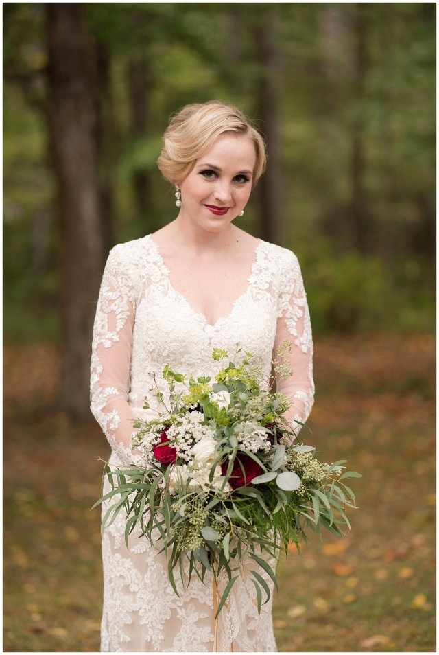 Red Wine Moss Green Fall Autumn Wedding Historic Jasmine Plantation Providence Forge Virginia Wedding Photographers_6516