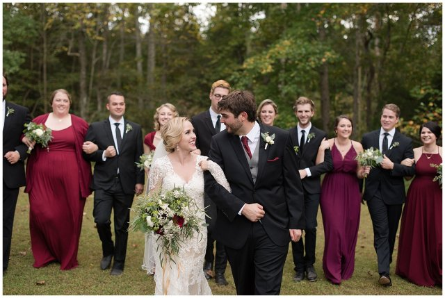 Red Wine Moss Green Fall Autumn Wedding Historic Jasmine Plantation Providence Forge Virginia Wedding Photographers_6574