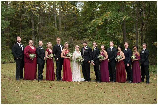 Red Wine Moss Green Fall Autumn Wedding Historic Jasmine Plantation Providence Forge Virginia Wedding Photographers_6575