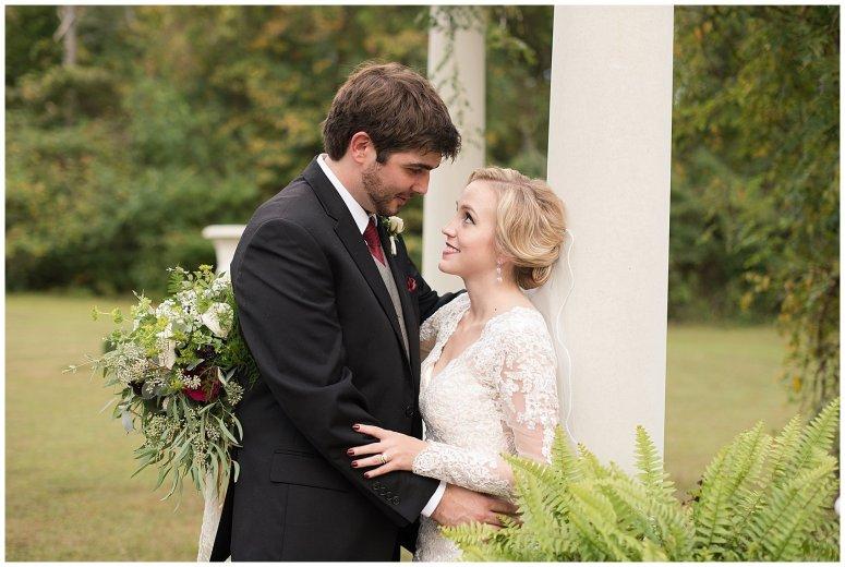 Red Wine Moss Green Fall Autumn Wedding Historic Jasmine Plantation Providence Forge Virginia Wedding Photographers_6577