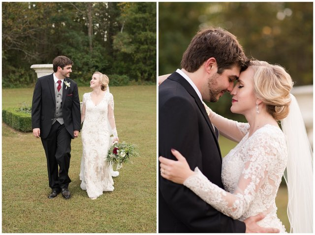 Red Wine Moss Green Fall Autumn Wedding Historic Jasmine Plantation Providence Forge Virginia Wedding Photographers_6578