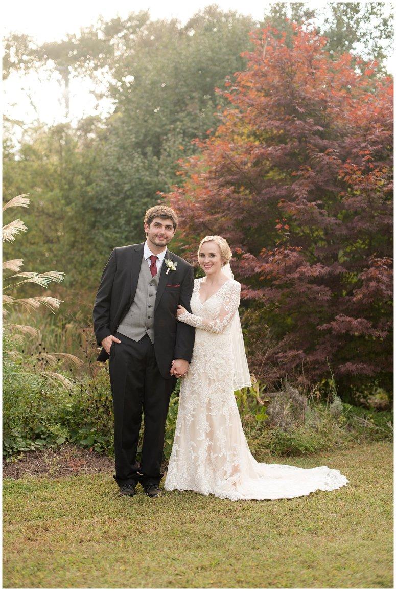 Red Wine Moss Green Fall Autumn Wedding Historic Jasmine Plantation Providence Forge Virginia Wedding Photographers_6599