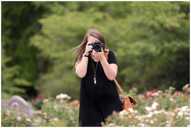 Behind Scenes Real Life Virginia Wedding Photographers Husband and Wife Team Hampton Roads_7397
