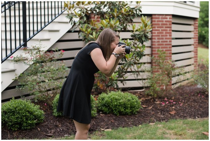 Behind Scenes Real Life Virginia Wedding Photographers Husband and Wife Team Hampton Roads_7402