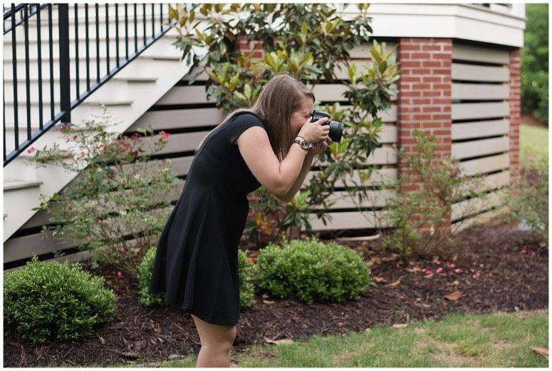Behind Scenes Real Life Virginia Wedding Photographers Husband and Wife Team Hampton Roads_7402