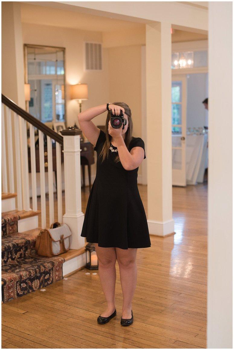 Behind Scenes Real Life Virginia Wedding Photographers Husband and Wife Team Hampton Roads_7406