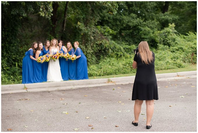 Behind Scenes Real Life Virginia Wedding Photographers Husband and Wife Team Hampton Roads_7417