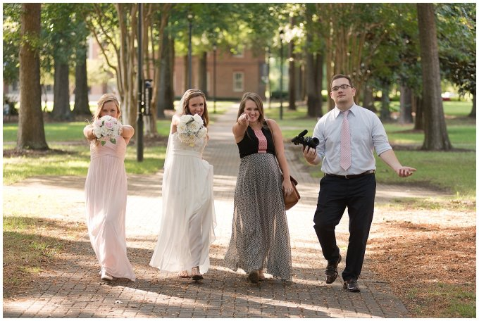 Behind Scenes Real Life Virginia Wedding Photographers Husband and Wife Team Hampton Roads_7420