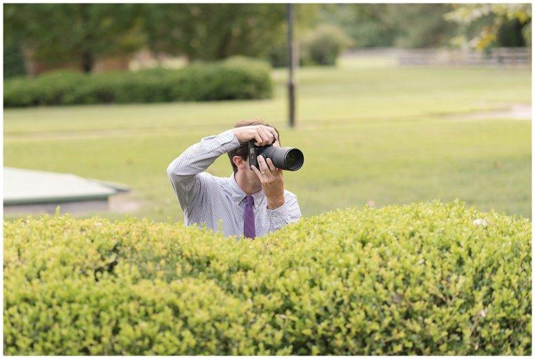 Behind Scenes Real Life Virginia Wedding Photographers Husband and Wife Team Hampton Roads_7421