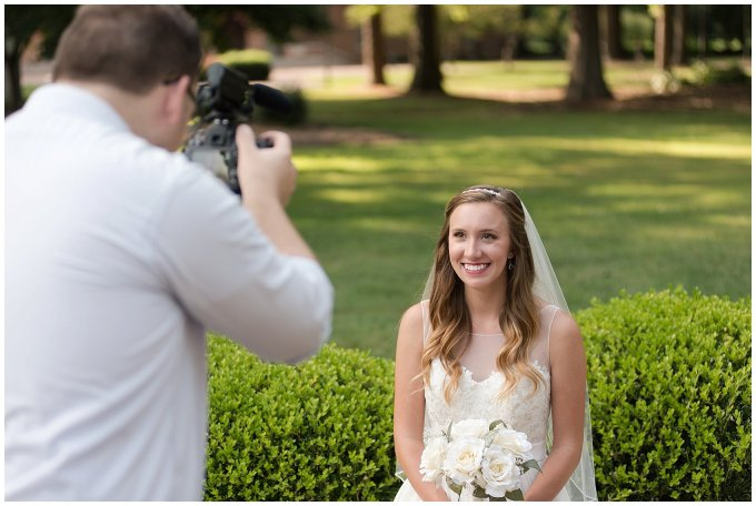 Behind Scenes Real Life Virginia Wedding Photographers Husband and Wife Team Hampton Roads_7422