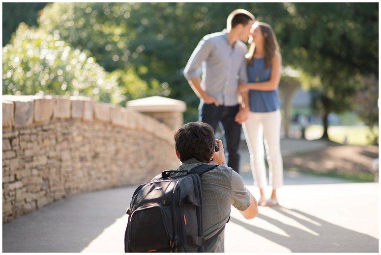 Behind Scenes Real Life Virginia Wedding Photographers Husband and Wife Team Hampton Roads_7424