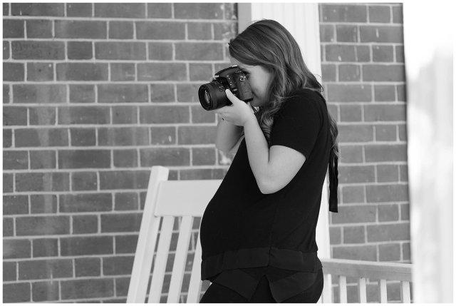Behind Scenes Real Life Virginia Wedding Photographers Husband and Wife Team Hampton Roads_7427
