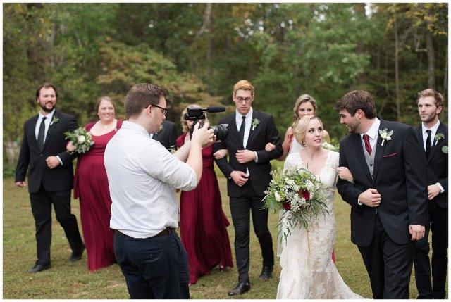 Behind Scenes Real Life Virginia Wedding Photographers Husband and Wife Team Hampton Roads_7434