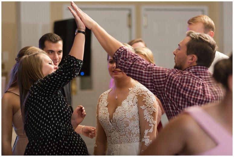 Behind Scenes Real Life Virginia Wedding Photographers Husband and Wife Team Hampton Roads_7438