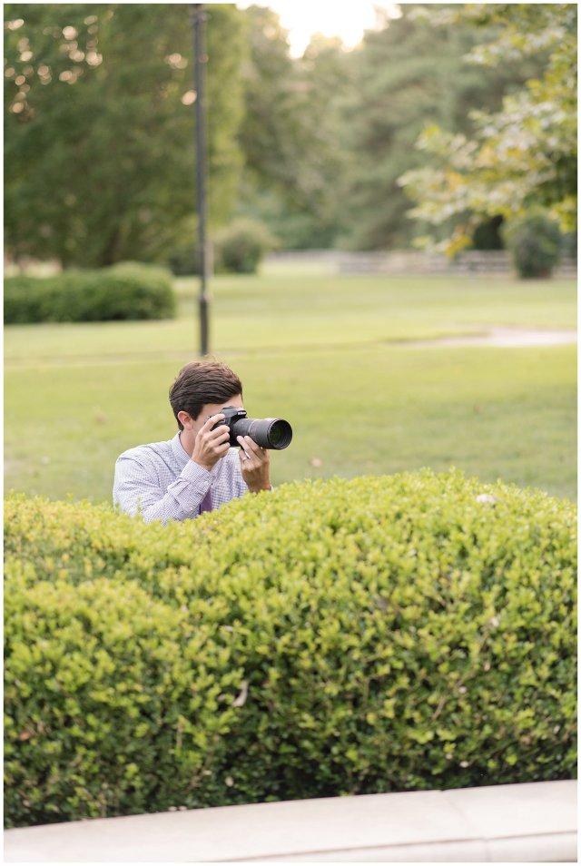 Behind Scenes Real Life Virginia Wedding Photographers Husband and Wife Team Hampton Roads_7440