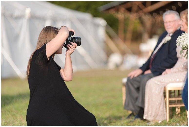 Behind Scenes Real Life Virginia Wedding Photographers Husband and Wife Team Hampton Roads_7442
