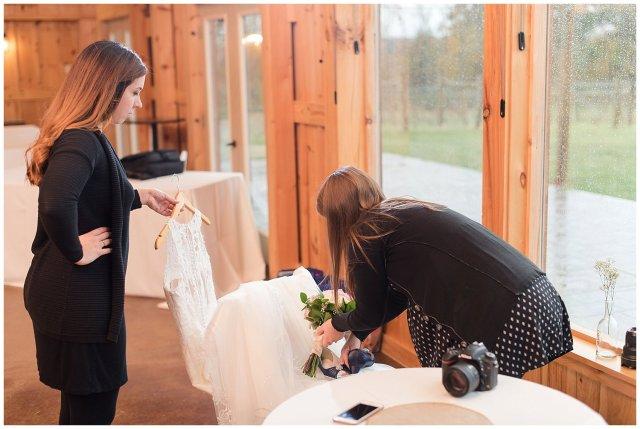 Behind Scenes Real Life Virginia Wedding Photographers Husband and Wife Team Hampton Roads_7446