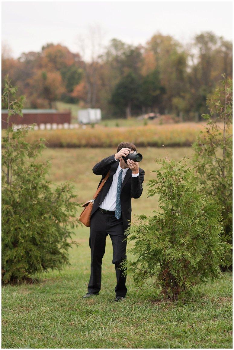 Behind Scenes Real Life Virginia Wedding Photographers Husband and Wife Team Hampton Roads_7449