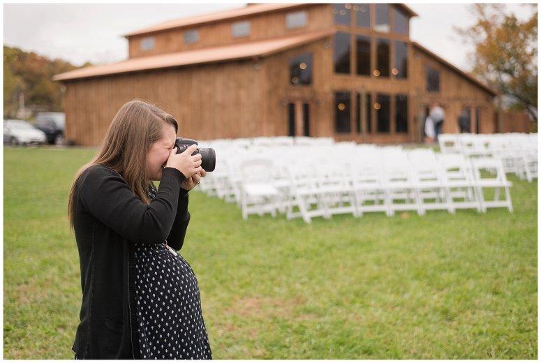 Behind Scenes Real Life Virginia Wedding Photographers Husband and Wife Team Hampton Roads_7450