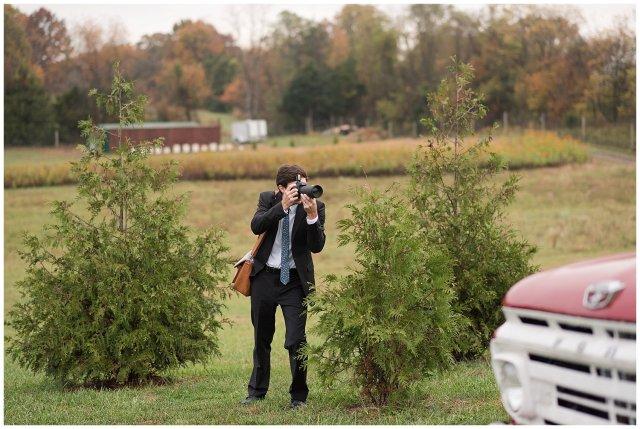 Behind Scenes Real Life Virginia Wedding Photographers Husband and Wife Team Hampton Roads_7451