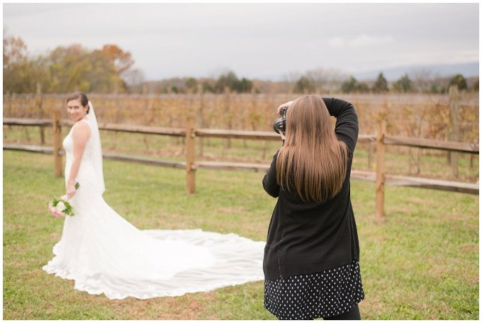 Behind Scenes Real Life Virginia Wedding Photographers Husband and Wife Team Hampton Roads_7452