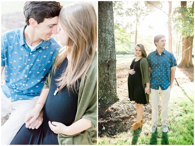 Classy Regent University Maternity Session Virginia Wedding Photographers_7354