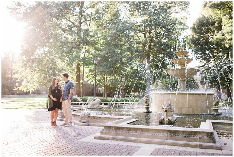 Classy Regent University Maternity Session Virginia Wedding Photographers_7359