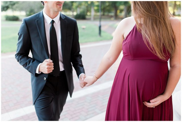 Classy Regent University Maternity Session Virginia Wedding Photographers_7363