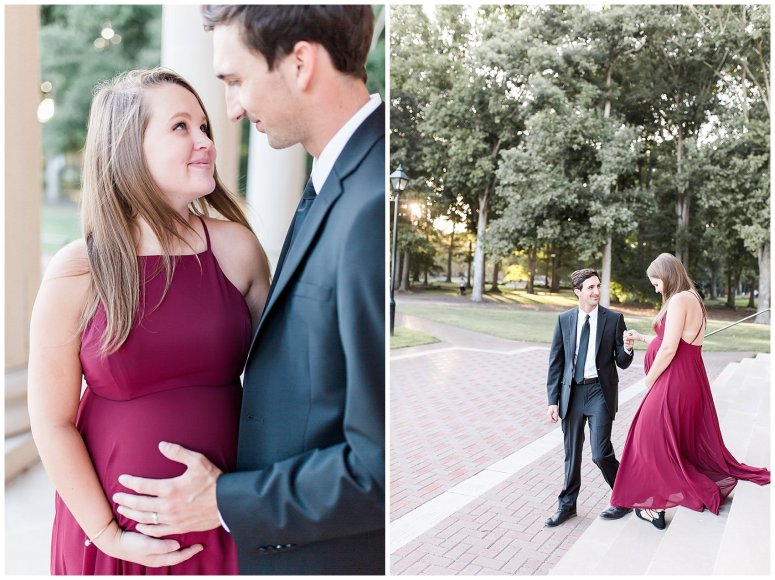 Classy Regent University Maternity Session Virginia Wedding Photographers_7365