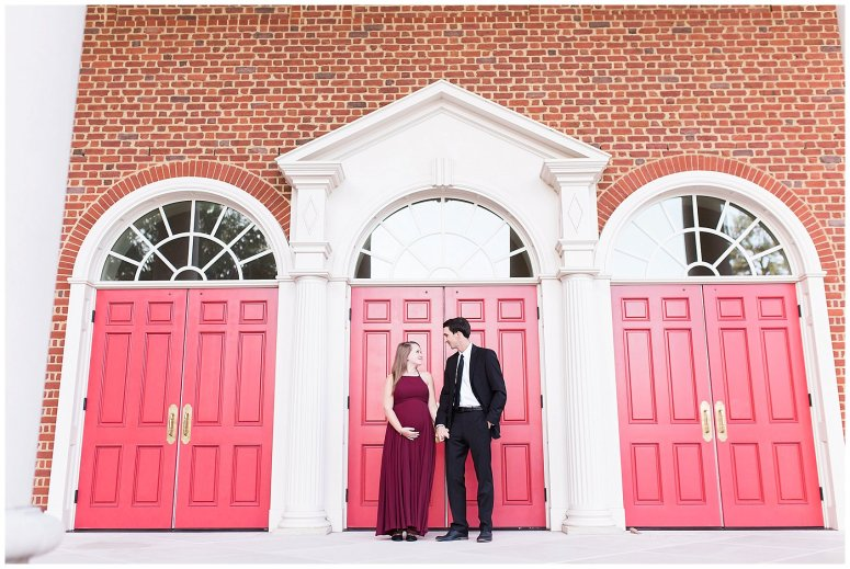 Classy Regent University Maternity Session Virginia Wedding Photographers_7366