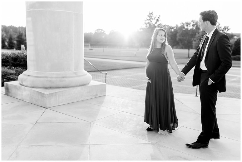 Classy Regent University Maternity Session Virginia Wedding Photographers_7375